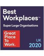 Best workplaces 2020 award