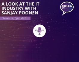 A look at the it industry with sanjay poonen Episode Image