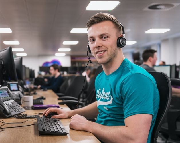 188   Office   Leeds   Softcat 2019